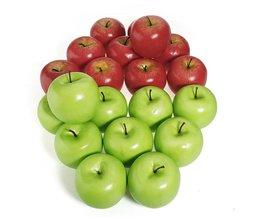 Groene of Rode Decoratie Appel