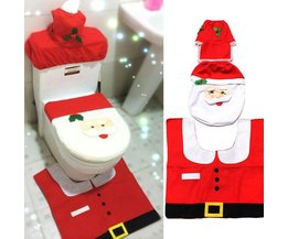 Kerstdecoratie Toilet