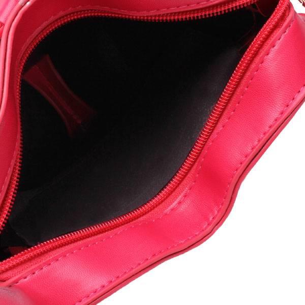 1fce1c691bd Hartvormige Crossbody Tas met Strik kopen? I MyXLshop (Tip)