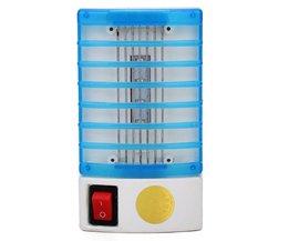 Electrische Insectenval met LED