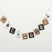 Hanger Met Fotolijsten