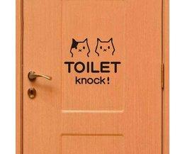 Sticker Voor Badkamers