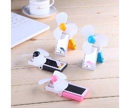 Ventilator Mini USB Batterij