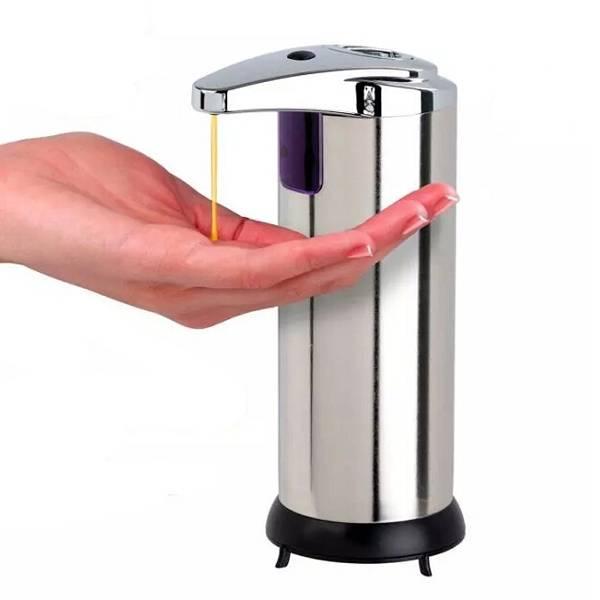 Favoriete Zeepdispenser Sensor online bestellen? I MyXLshop (Tip) TI84