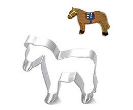Uitsteekvorm Paard voor Koekjes
