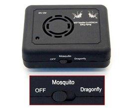 Draagbaar Anti-Muggen Systeem