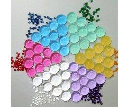 Gekleurde Waterparels