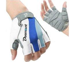 Fiets Handschoen met Siliconengel
