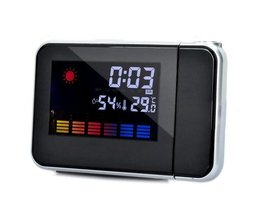 Digitaal LCD Alarm