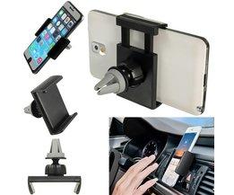Autohouder voor iPhone en Smartphones