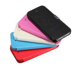 Magnetische Flipcover iPhone 5