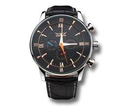 Stijlvolle Leren Horloges