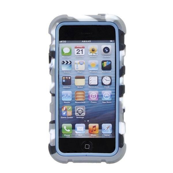 ad809ccaee8 Camouflage Hoesje Voor Iphone 5 & 5S I MyXLshop (SuperTip)