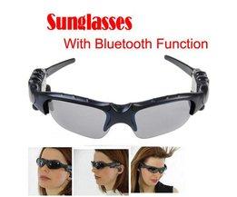 Zonnebril met Bluetooth