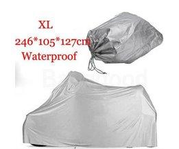 Waterdichte Motorhoes XL
