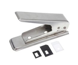 Simkaart Knipper Voor iPhone 5