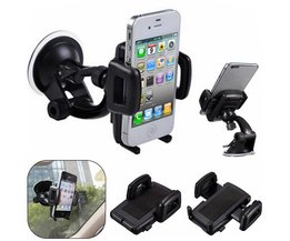 Smartphone Autohouder Met Zuignap
