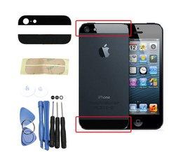 Reparatieset Voor Achterkant iPhone 5 & 5S