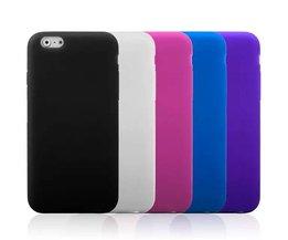 Dunne Cover Voor iPhone 6 Van Silicoon