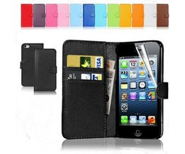 Luxe Portemonnee Hoes Voor De iPhone 6 Plus