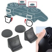 4-in-1 Playstation 3 Hoesje Voor Controller Buttons