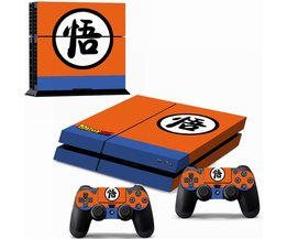 PS4 Stickerset
