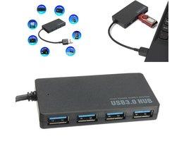 USB Hub 3.0 met 4 Poorten