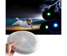 Frisbee Met Lichtje