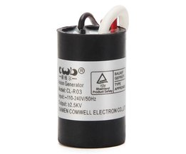 Negatieve Ionen Generator COMWELL CL-R03