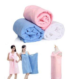 Superzachte en Comfortabele Handdoekjurk