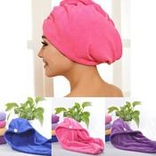 Haarhanddoek 4 Kleuren