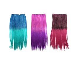 Gekleurde Haar Extensions