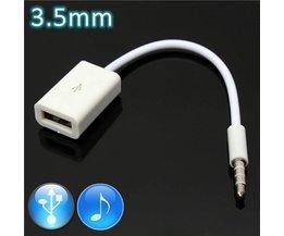 Aux naar USB-kabel