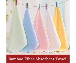 Bamboe Doekjes