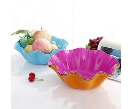 Fruitschaaltje Plastic