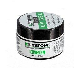 Transparante UV Gelnagellak