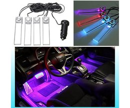 Auto Interieur Verlichting LED 4 In 1