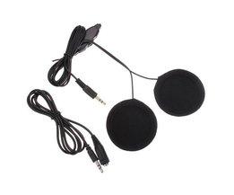 Helm Koptelefoon Met Stereo Speakers