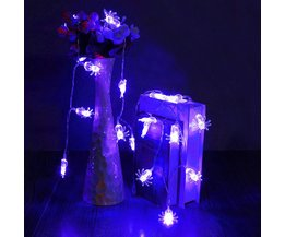 LED Lichtsnoer Spinnen