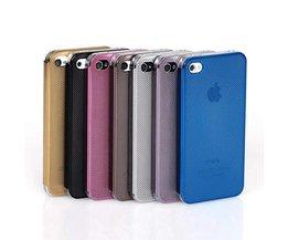 Metalen Hoesje voor iPhone 5/5S