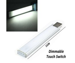 Dimbare USB LED Lamp 11CM