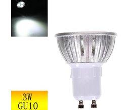 GU10 LED Verlichting