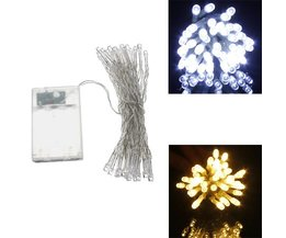 Feestelijke LED Verlichting 10 Stuks