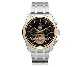 Wijzerplaat Horloge Met Maand