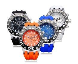 V6 V0203 Horloge Voor Heren