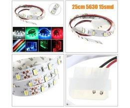 Flexibele LED-Strip voor Computer 12V