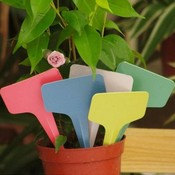 Plastic Plantenlabels 100 Stuks