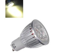 LED Lamp Met Warm Wit Licht