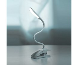 Flexibele Clip-On LED Leeslamp