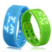 Pedometer met Veel Functies Armband